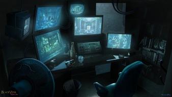 Control Room WIP5 Porta Aperta portfolio